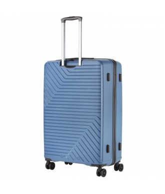 Βαλίτσα σκληρή  Carryon 502408bl - 67cm.