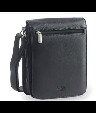 Ανδρική δερμάτινη τσάντα  BAGS4U 2285