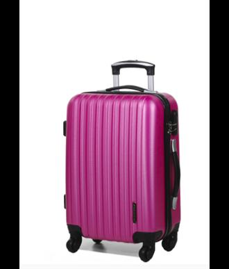 Βαλίτσα σκληρή Madison - Paris 40002p
