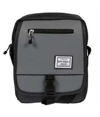 Τσάντα casual New Rebels 43.1116b