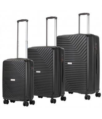 Βαλίτσες σκληρές Carryon Σετ 502394|3