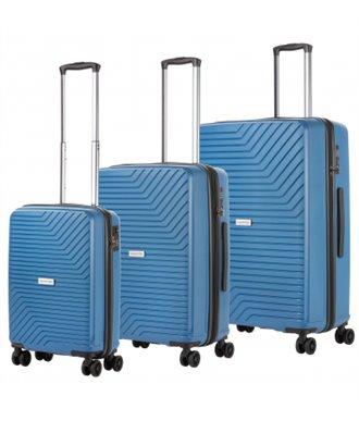 Βαλίτσες σκληρές Carryon Σετ 502406|3