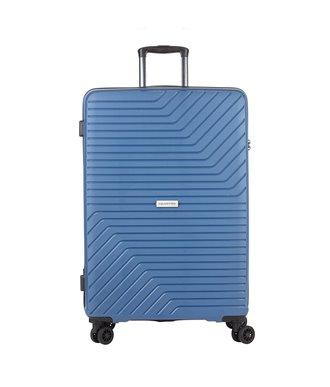 Βαλίτσα σκληρή Carryon 502409bl - 78cm.