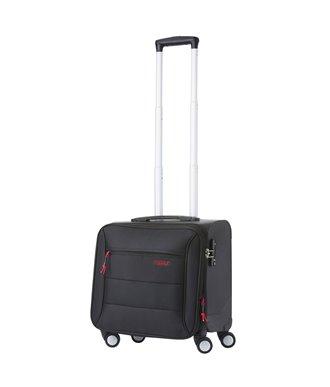 Επαγγελματική τσάντα Laptop trolley Travelz 601908