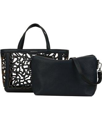 Τσάντα γυναικεία 61430bl Emily&Noah
