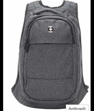 Swissdigital backpack laptop 703sd-bk