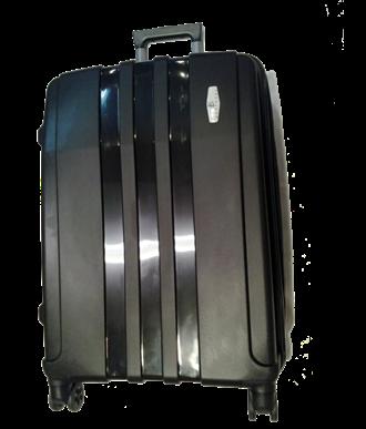 Βαλίτσα σκληρή Bartuggi 8001SΒ - 55cm.