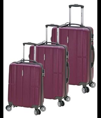 Βαλίτσες σκληρές ABS Bartuggi Σετ 8051|3p