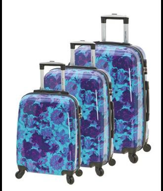 Βαλίτσες σκληρές ABS Bartuggi Σετ 8062|3bl