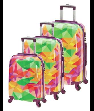Βαλίτσες σκληρές ABS Bartuggi Σετ 8062|3or