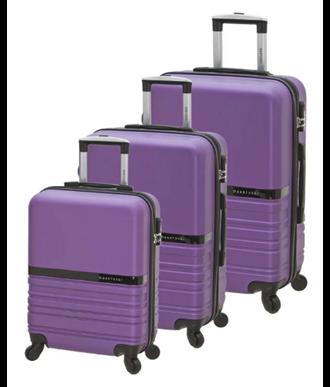 Βαλίτσες σκληρές ABS Bartuggi Σετ 8064|3p