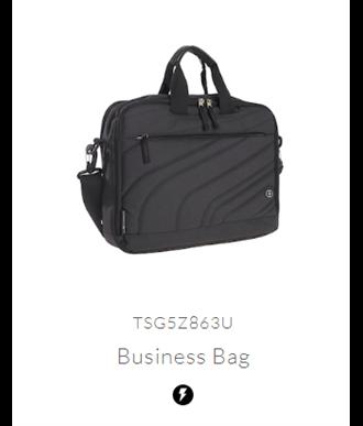 Swissdigital business bag -  laptop - 863u